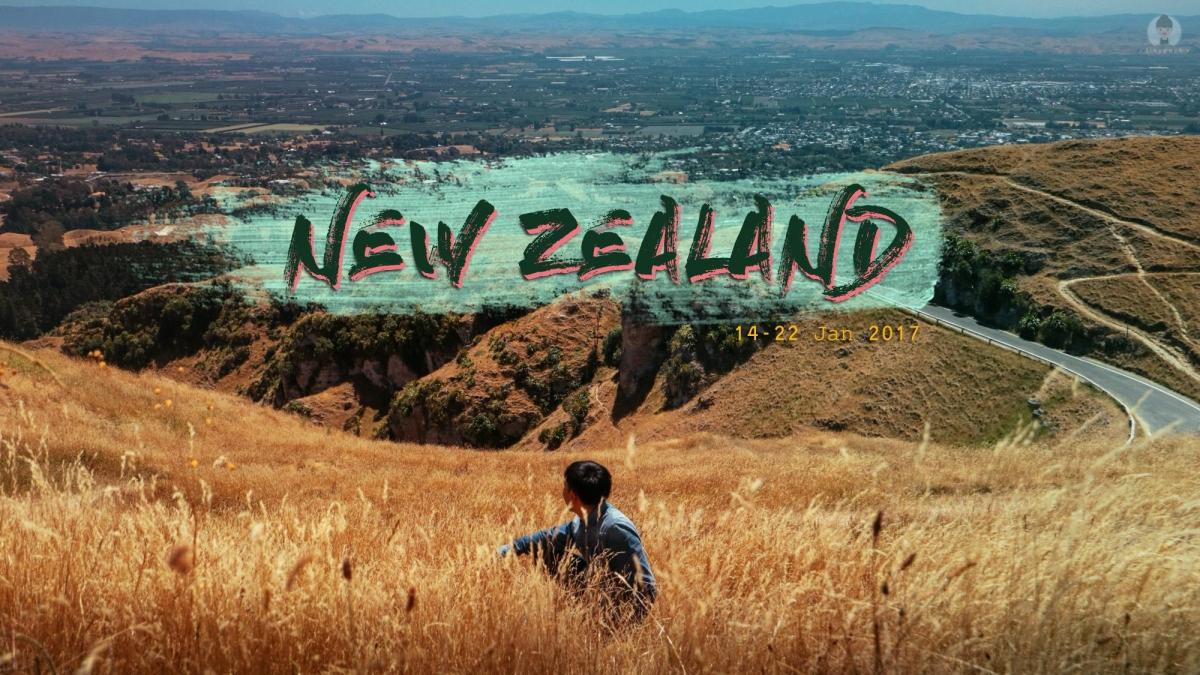[Tiny Trip] Day 1&2  ขับรถเที่ยวนิวซีแลนด์ จากเหนือลงใต้ 9 วัน 7 คืน งบไม่เกิน 7 หมื่น