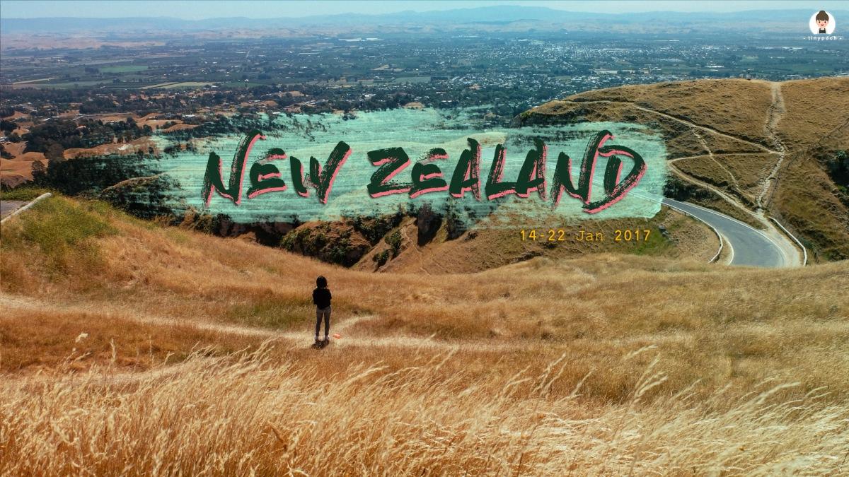 Free Copy ขับรถเที่ยวเองเกาะเหนือ+เกาะใต้ นิวซีแลนด์